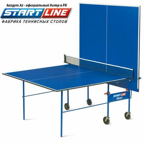 Теннисный стол Start Line Olympic BLUE
