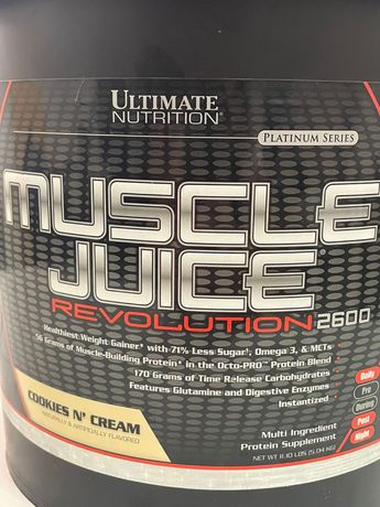 Гейнер muscle juice