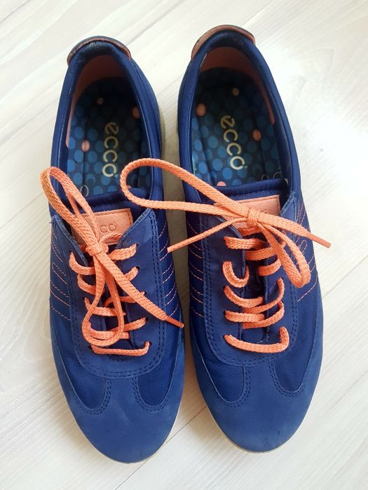 Pantofi din piele Ecco nr.37 Cluj-Napoca - imagine 1