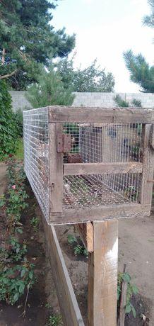 Продам клетки для кроликов и птицы.