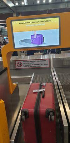 Продам чемодан почти новый