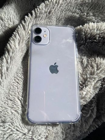 Iphone 11, purple , 64 gb