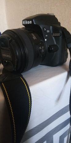 Nikon D3400 + 35mm