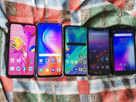 6/128Gb-P Smart Pro, Umidigi z2 Pro, Blacwiev bv9000Pro.Iphone6s128..