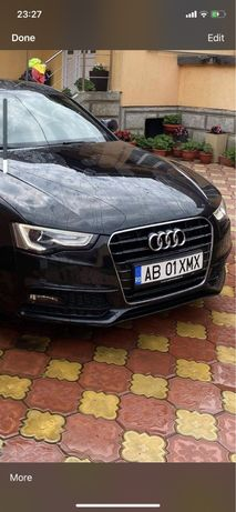Vand Audi A5  3xs line