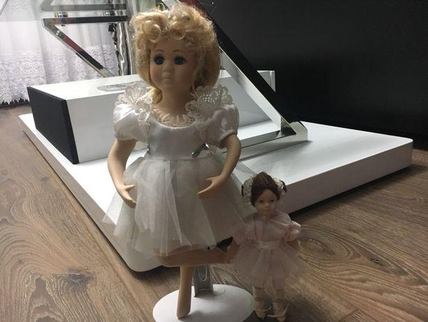 Papusa portelan balerina de colectie Bonus o mini balerina