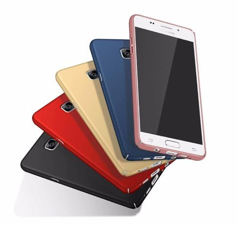 Thin Fit твърд мат кейс за Samsung Galaxy A3 2017/ A320, A8 2018, A530