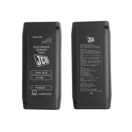 Tester profesional JCB Electronic Service Tool