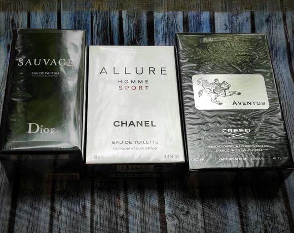 Парфюм Распродажа Sauvage Dior Chanel Allure home sport Aventus Creed