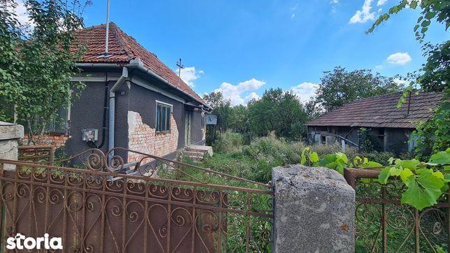 Casa + teren 1439 mp de vanzare in Rascruci Cluj