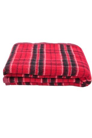 Patura Sofia 80% lana romaneasca, 150x200, 2.15 kg