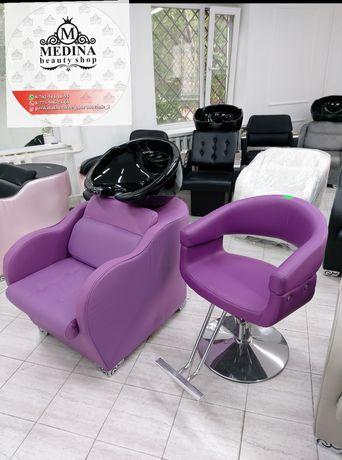 Кресло мойка парикмахерское