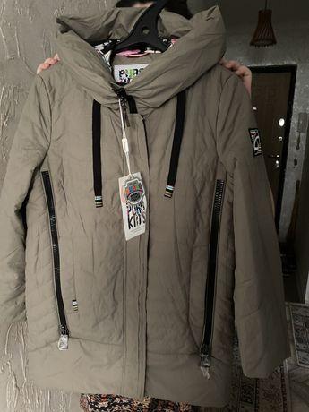 Куртка на мальчика рост 140-146
