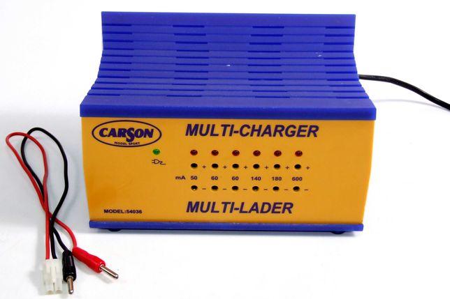 Incarcator baterii / acumulatori CARSON, Made in Germany, NOU