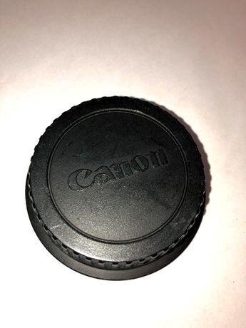 Задняя крышка на обьектив Canon