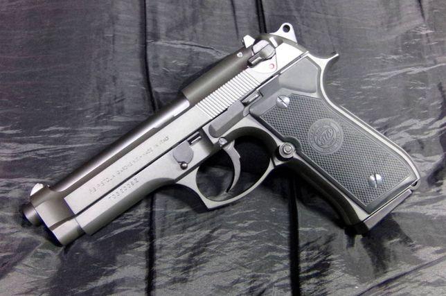 CEL MAI PUTERNIC Pistol Airsoft Beretta Full Metal Modificat 4.3J Co2