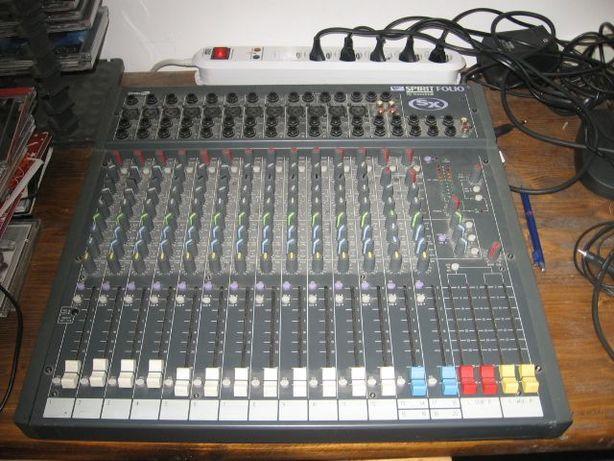 Mixer SPIRIT FOLIO SX- 20 canale-Made in UK