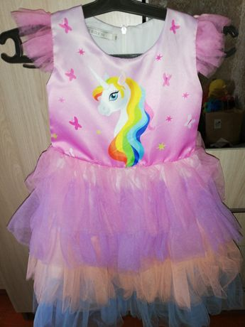 Детские платья 5 - 6 лет