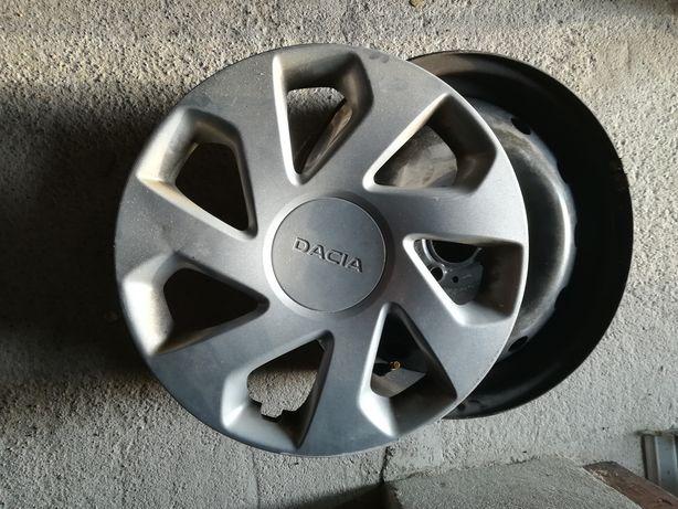 Janta + capac Dacia Sandero