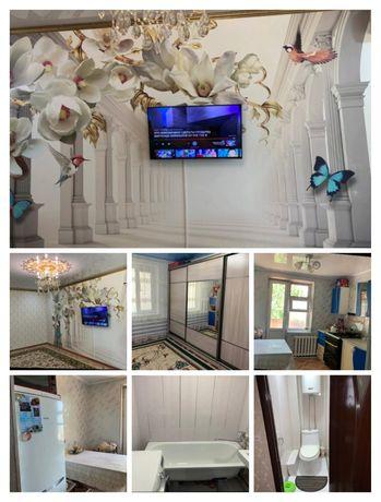 Продам 2комнатную квартиру с ремонтом и с мебелью