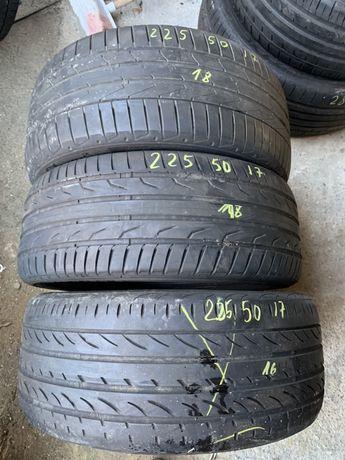1 anv vara 225/50/17 Pirelli/Semperit/Hankook/Michelin