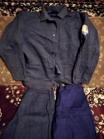 Продам спецовочный костюм и спецовочный брюки