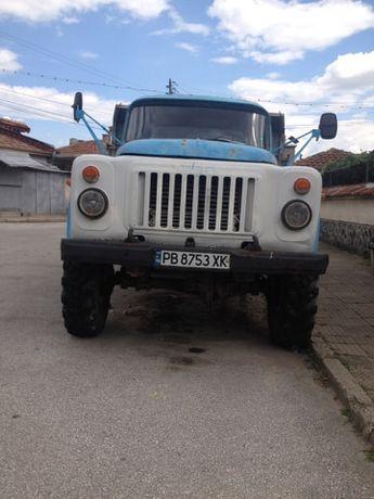 ГАЗ 53 4Х4