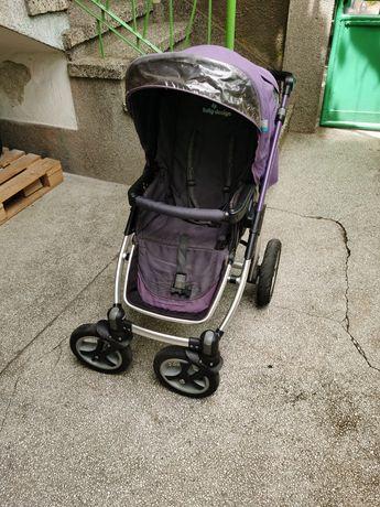 Детска количка Baby design
