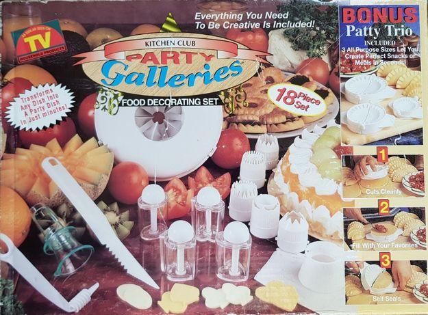 Set profesional pentru decorarea prăjiturilor, torturilor, biscuiților