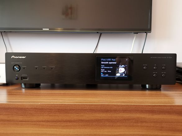 Pioneer N-50A Network Audio Player / HiRes DSD DAC