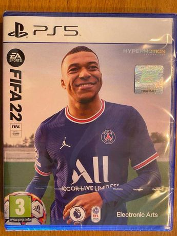 FIFA 22 PS5 Ultimate Edition