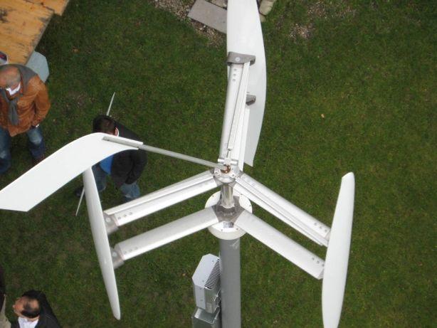 Turbina Eoliana, cu Ax Vertical, 3 Kw, Envergate eV300