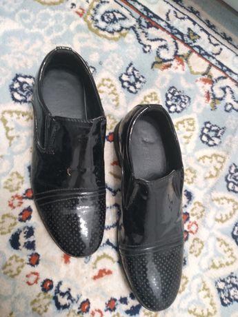 Туфли лакированные детские