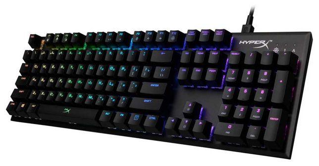 Клавиатура HyperX Alloy FPS RGB HX-KB1SS2-RU