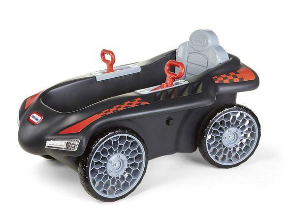 Детска Спортна Кола с Педали и Завиващи Задни Гуми Little Tikes 2018