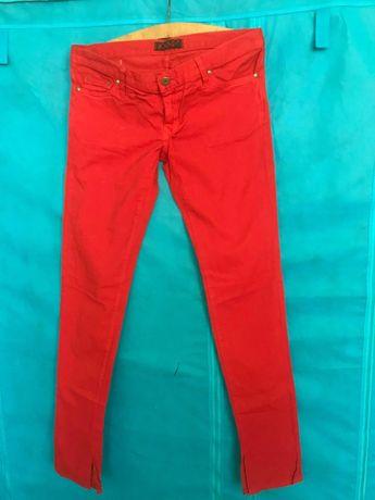 Pantaloni gen blugi