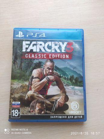 Farcry 3 на PS4.