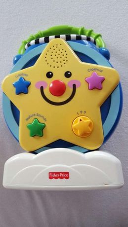 fisher price lullaby light show