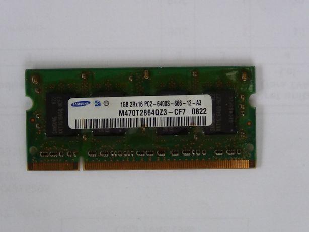 DDR 2 de 1 GB pentru Laptop