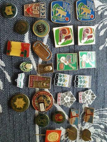 Колекция значки от СОЦА