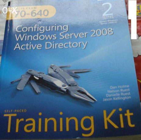 MCTS EXAM 70-640 Configuring Windows Server 2008 Active Directory