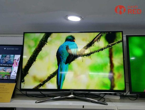 Тв Samsung UE40H6500 Smart+Рассрочка Kaspi RED +Гарантия ГОД!