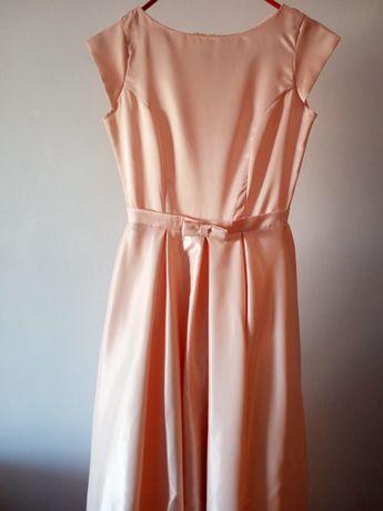 Продам розовое платье
