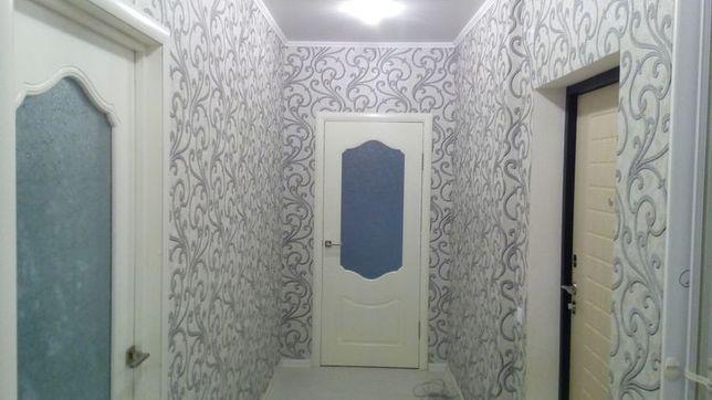 Поклейка обоев, покраска стен/потолков