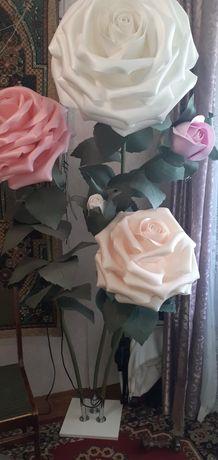 Продается светильник розы