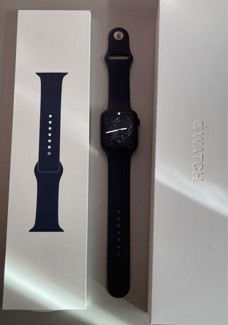 Оригинальный Apple Watch 6 Series 44mm с гарантией из iPoint