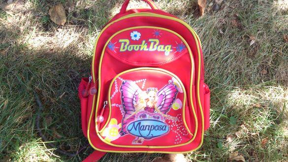 Детска ученическа раница за момиче Барби Mariposa