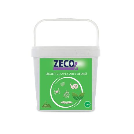 ZECO – Zeolit Cu Aplicare Foliara – 4kg