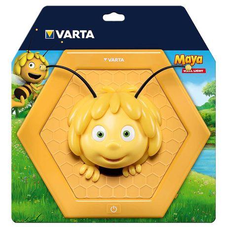 Aplica LED Varta Maya The Bee, cu senzor pornire/oprire