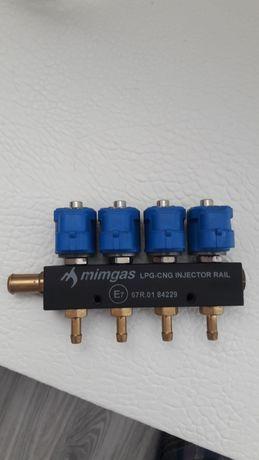 Енжектор на мим газ